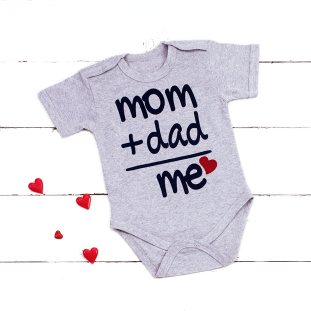 Боди «Mom+dad»