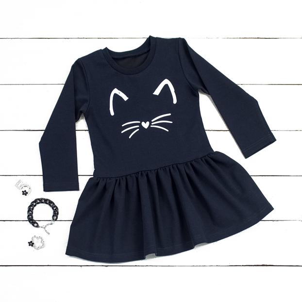 Платье «Кошечка»